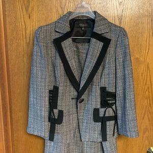 Nine West 2 piece skirt and jacket.